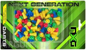 NXG BLOWGUN DARTS 100 PCS