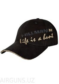 "CAP ""LIFE IS A HUNT"""