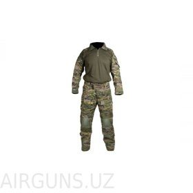 COMBAT UNIFORM SPANISH WOODLAND