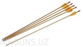 ARMEX WOODEN ARROWS 28""