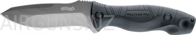 WALTHER PRO FBK (FIXED BLADE KNIFE)
