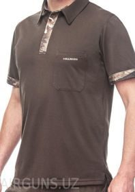 HILLMAN T-SHIRT DUOTONE WITH COLLAR