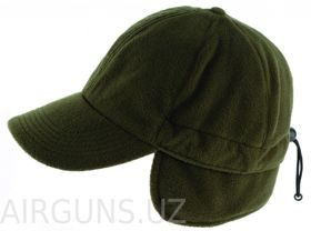 FLEECE CAP GREEN