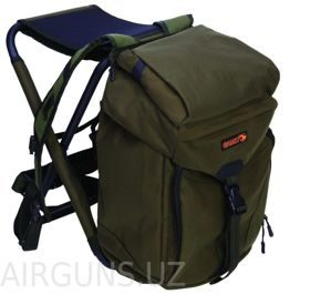 BACKPACK WITH CHAIR 25 L