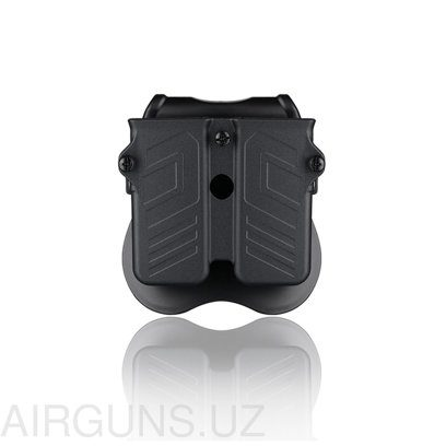 Кобура для магазинUnivesal Double Magazine Pouch  9MM